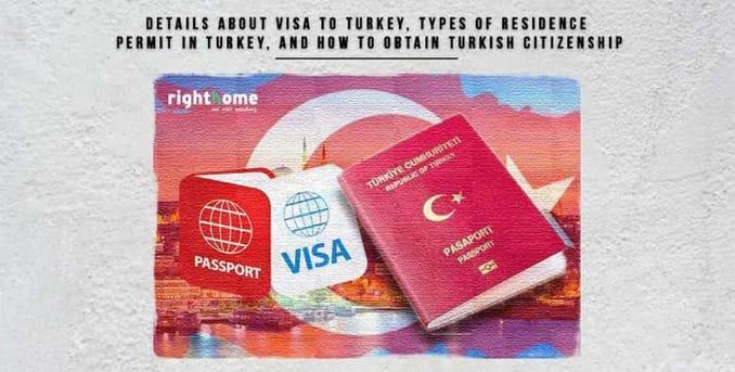 Tourist Visa Cost to Turkey