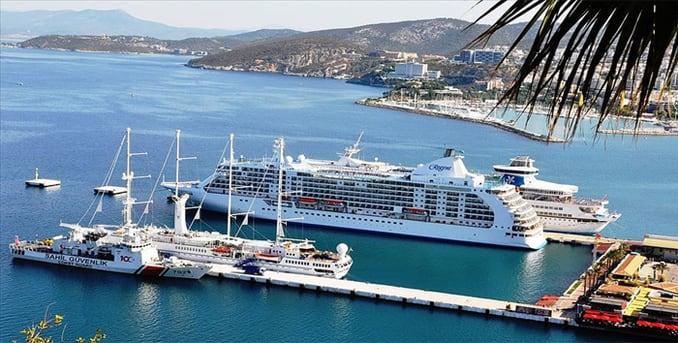 السياحة البحرية في تركيا