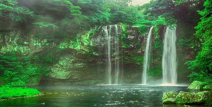 Saitabat Waterfalls Bursa