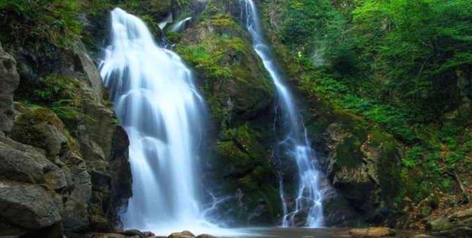 Grand Waterfall in Bursa