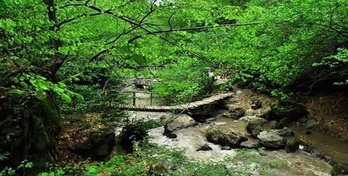 Oylat Waterfalls Bursa