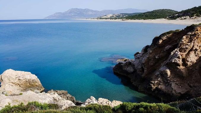 شاطئ باتارا في أنطاليا PATARA / ANTALYA