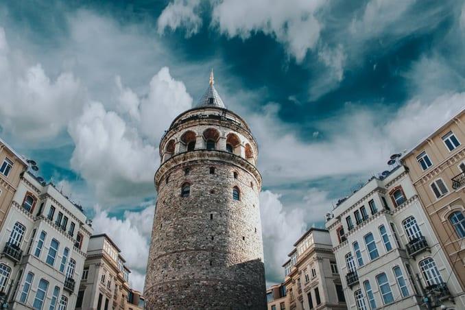 القطاع السياحي في تركيا