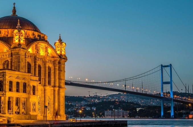 قطاع السياحة في تركيا