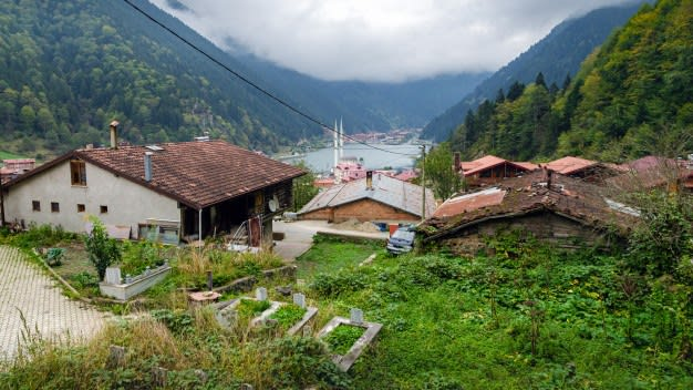 Information about Trabzon