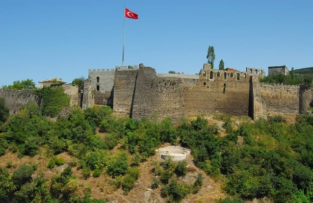 Trabzon Castle - The Best Tourist Destination in Trabzon