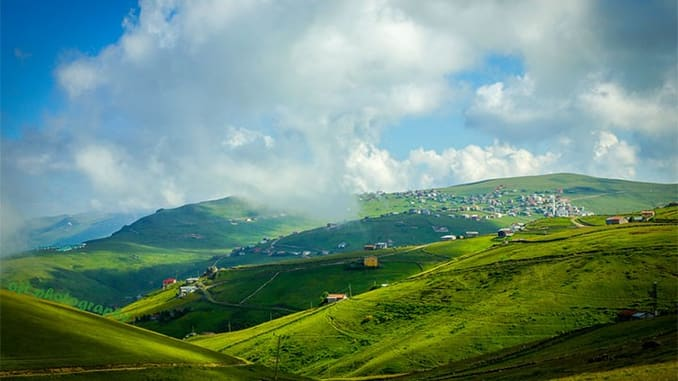 Sultan Murat Heights – Featured Tourist Place in Trabzon