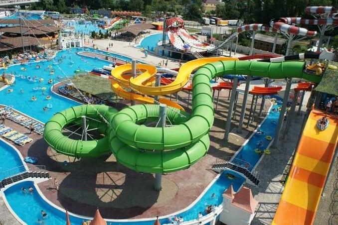 Aqua Dolphin Swimming Pool