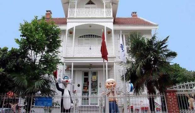 Toys Museum in Istanbul