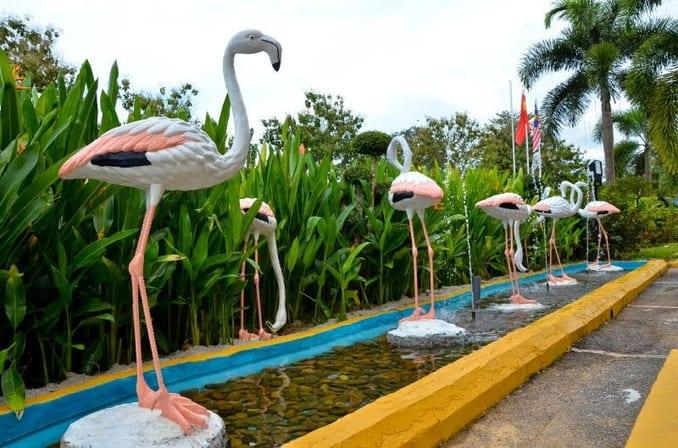 حديقة فاروق يالجين للحيوانات