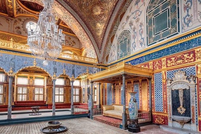 متحف قصر توبكابي