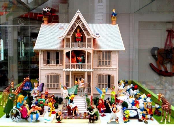 متحف الدمى إسطنبول للالعابIstanbul Toy Museum