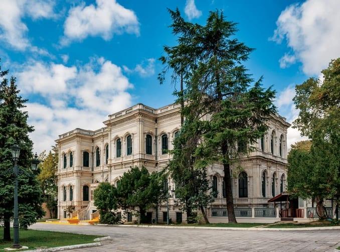 قصر يلدز في إسطنبول