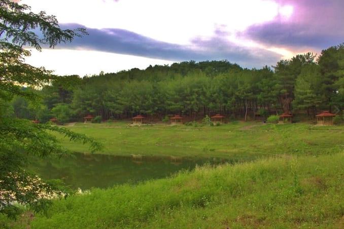 حديقة تشاملك الوطنية في يوزغات