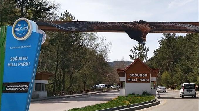 حديقة سووك سو الوطنية في أنقرة