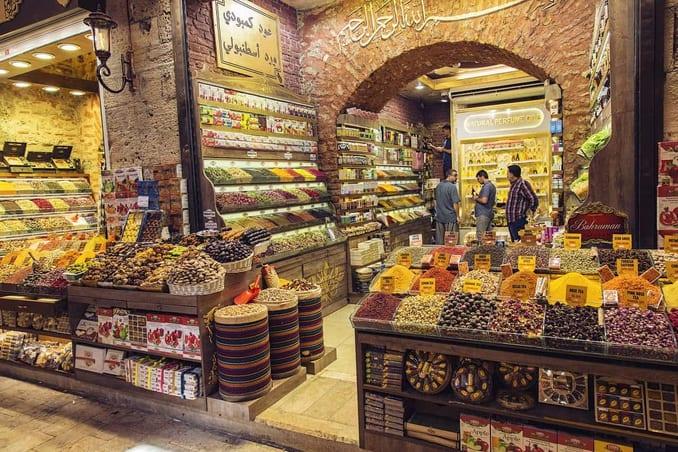 السوق المصري في إسطنبول