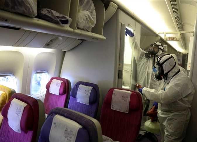 إرشادات السفر عبر المطارات في ظل فيروس كورونا