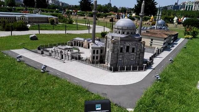 Miniaturk Park in Eyup