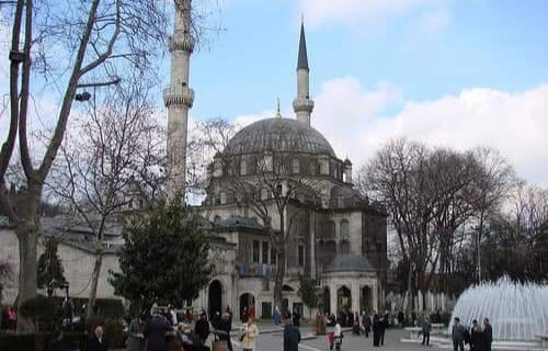 Top 15 Mosques in Istanbul and their History