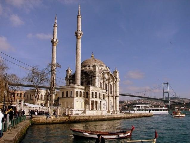 Ortakoy Mosque or Majidiye Mosque