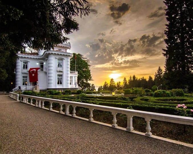 متحف اتاتورك في اوزنجول