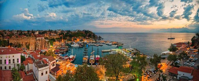 الأماكن السياحية في أنطاليا في الصيف