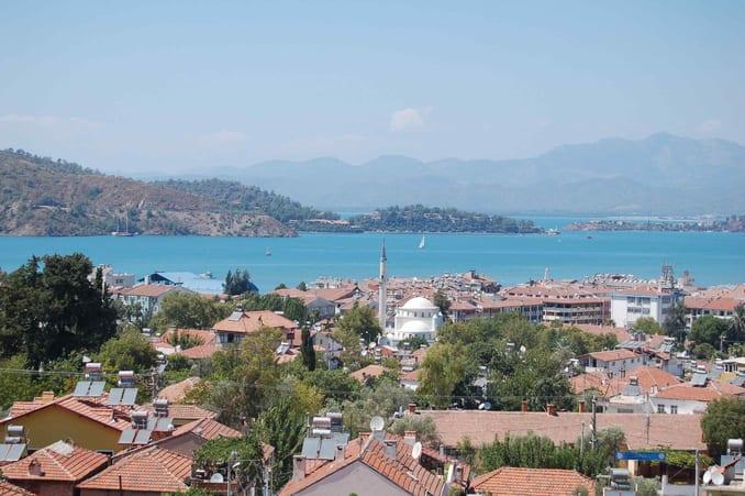 مدينة فتحية التركية