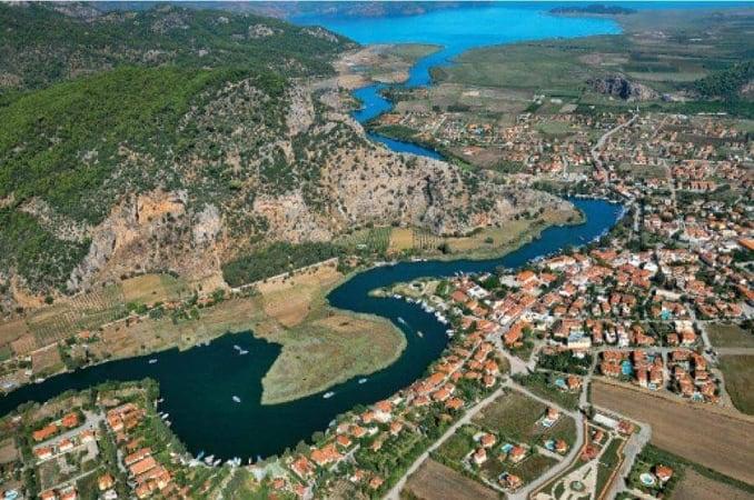مدينة داليان التركية