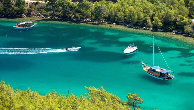 السياحة في بودروم تركيا