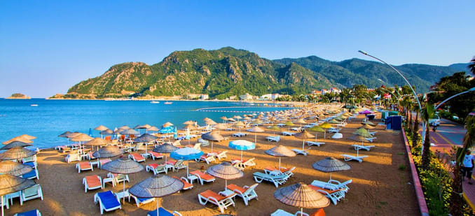 السياحة في مرمريس