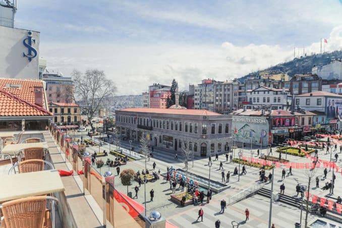 Trabzon Downtown Tour