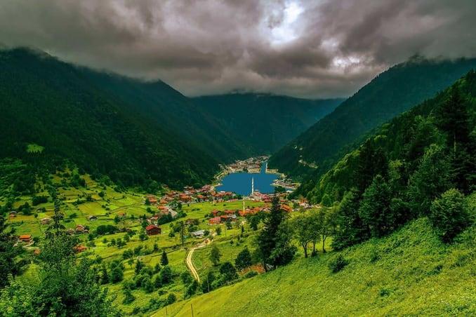 Trabzon summer trips