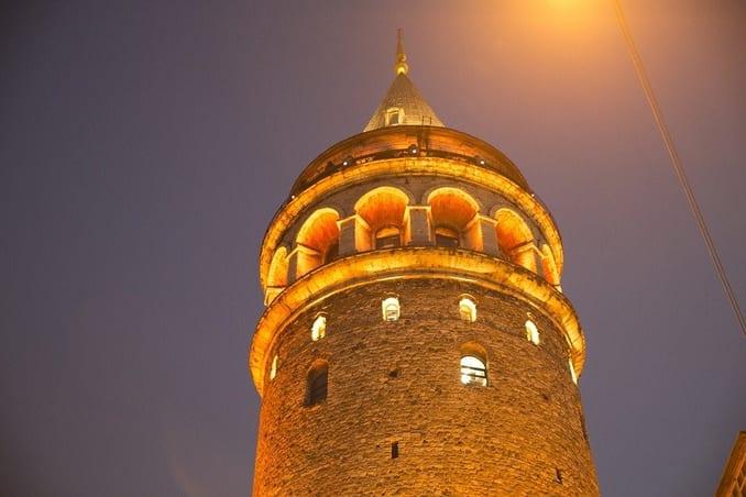 Galata Tower Reopening