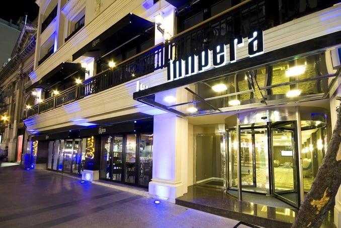 فندق انبيرا تقسيم