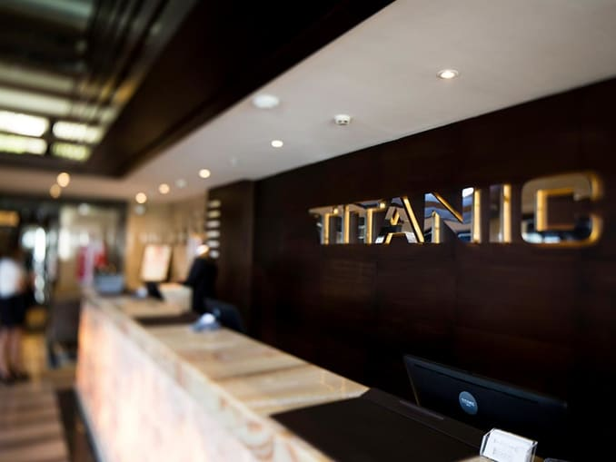 Titanic Hotel Taksim