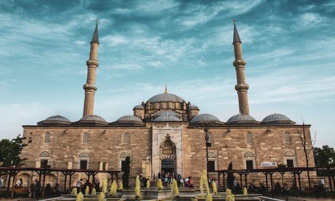 مسجد محمد الفاتح في اسطنبول
