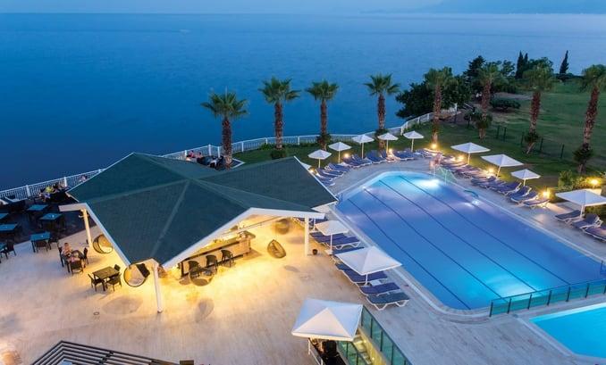 فنادق رخيصة في انطاليا