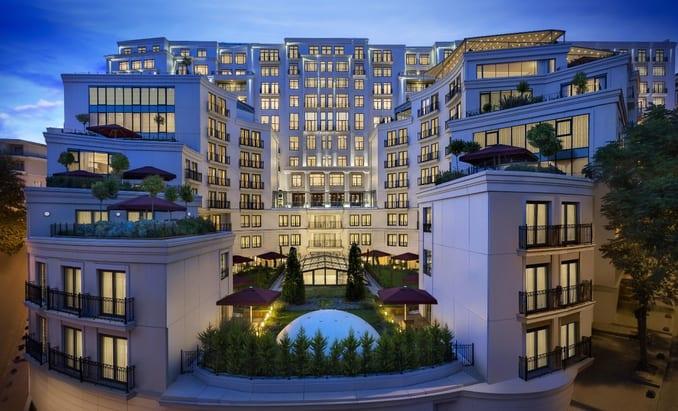 فنادق تقسيم في اسطنبول