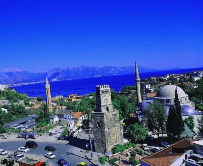 الاماكن السياحية في انطاليا للعوائل