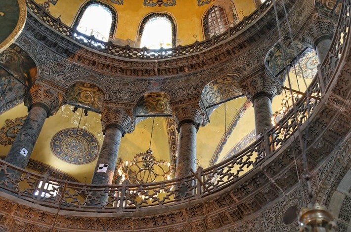 Hagia Sophia real story