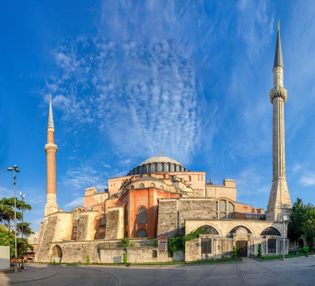 Information about Hagia Sophia