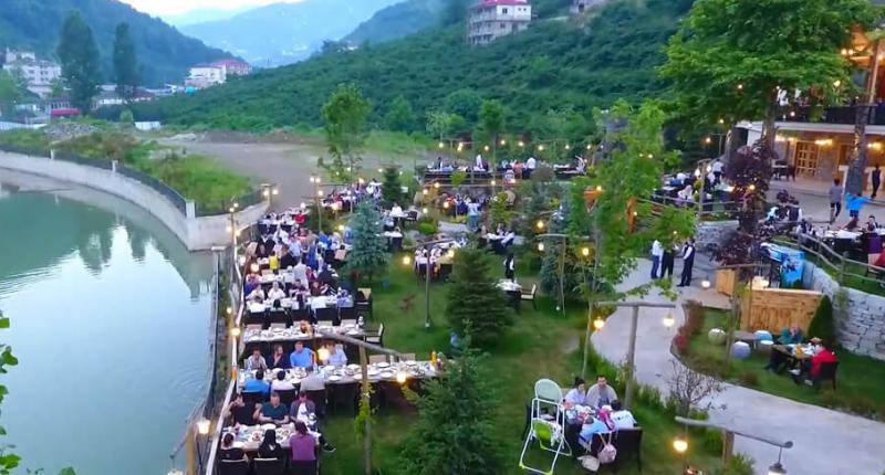 مطاعم سيراجول في طرابزون