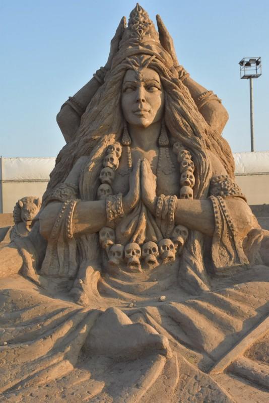مهرجان الرمال في انطاليا