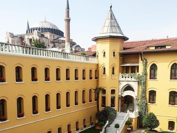 فنادق منطقة السلطان احمد