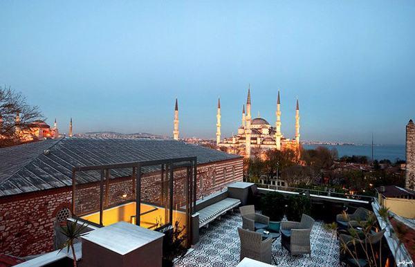 فندق إبراهيم باشا