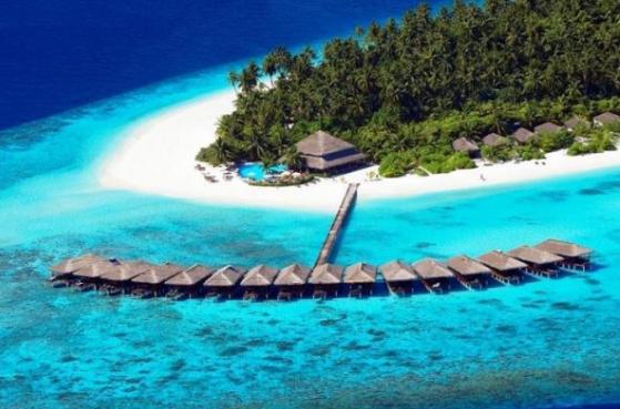 اجمل جزر المالديف