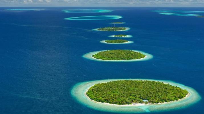 اجمل الاماكن السياحية في جزر المالديف
