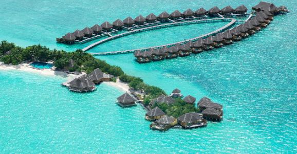 تكلفة شهر العسل في جزر المالديف