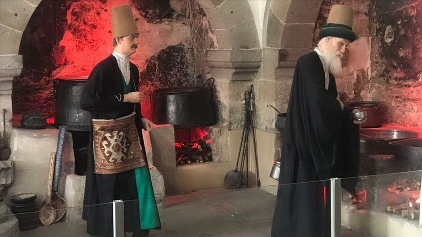 متحف مولانا في قونيا