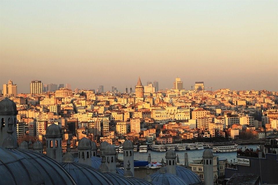 عطلات آمنة للسياح في تركيا